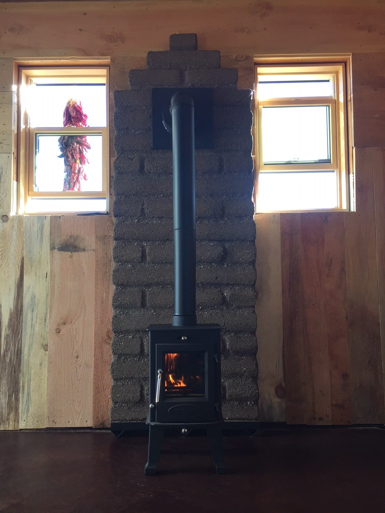 How To Build Heat Shields For Wood Stoves Tiny Wood Stove