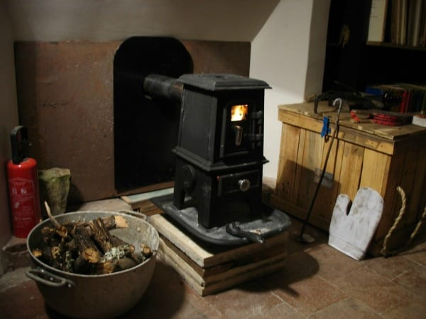 Tiny Wood Stove – Salamander: The Pipsqueak MK3 Stove