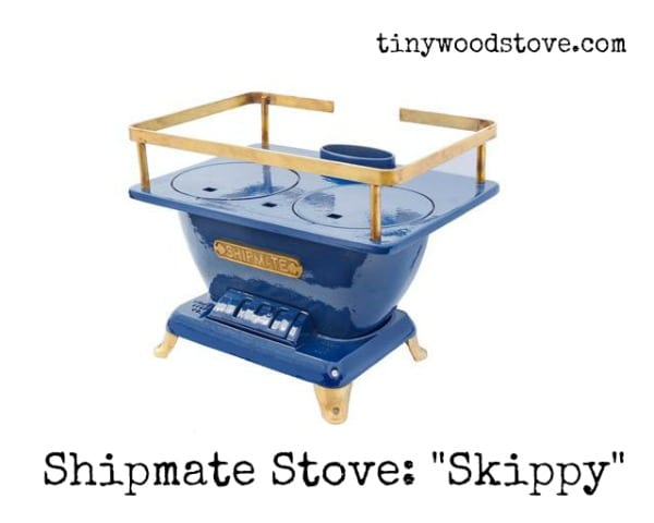 SMALL STOVE REVIEW: Shipmate Skippy Stove