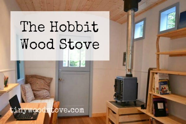 Small Wood Stove – Salamander: The Hobbit