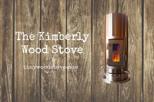 Small Wood Stove – Unforgettable Fire: The Kimberly