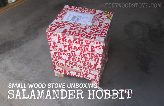 Salamander Hobbit Unboxing