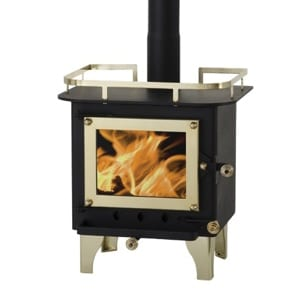 SMALL STOVE REVIEW Cubic Mini Grizzly Tiny Wood Stove