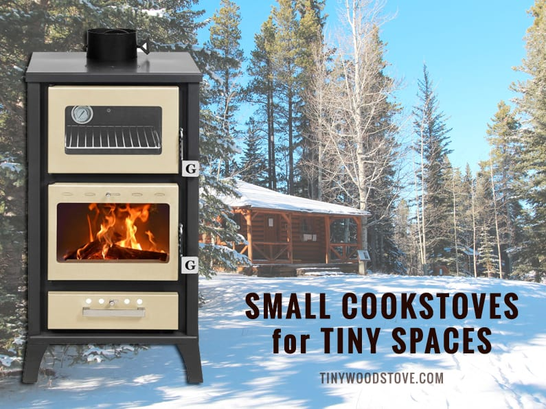 small-cookstoves-for-tiny-spaces - Small Wood Cookstoves For Tiny Spaces Tiny Wood Stove