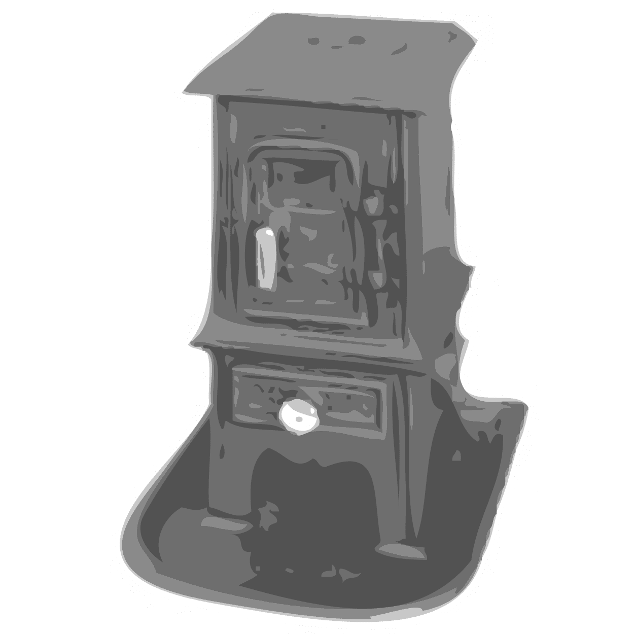 TINY STOVE: The Pipsqueak - SMALL STOVE: The Dwarf 4kw Tiny Wood Stove