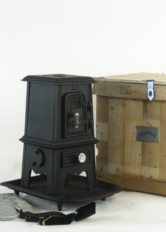 pipsqueak small stove ... - TINY STOVE: The Pipsqueak Tiny Wood Stove