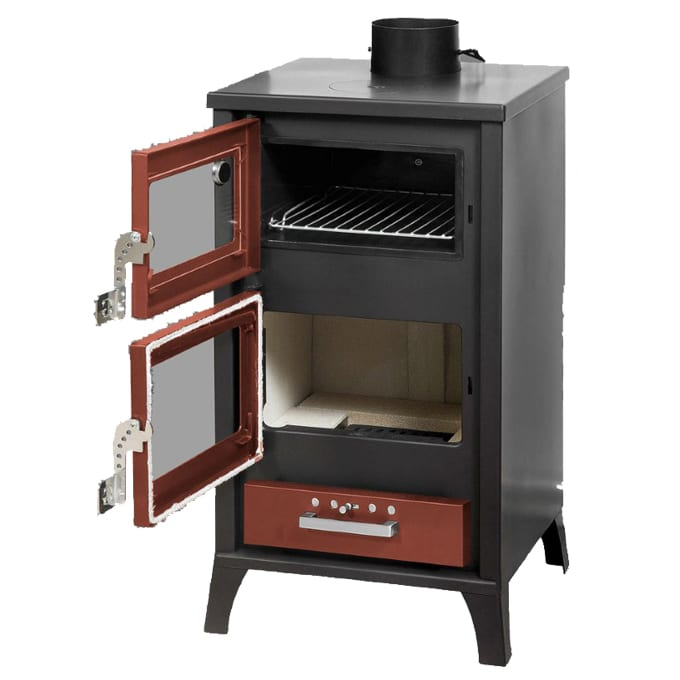 ... small-wood-cookstove-open-view ... - SMALL WOOD COOKSTOVE Tiny Wood Stove