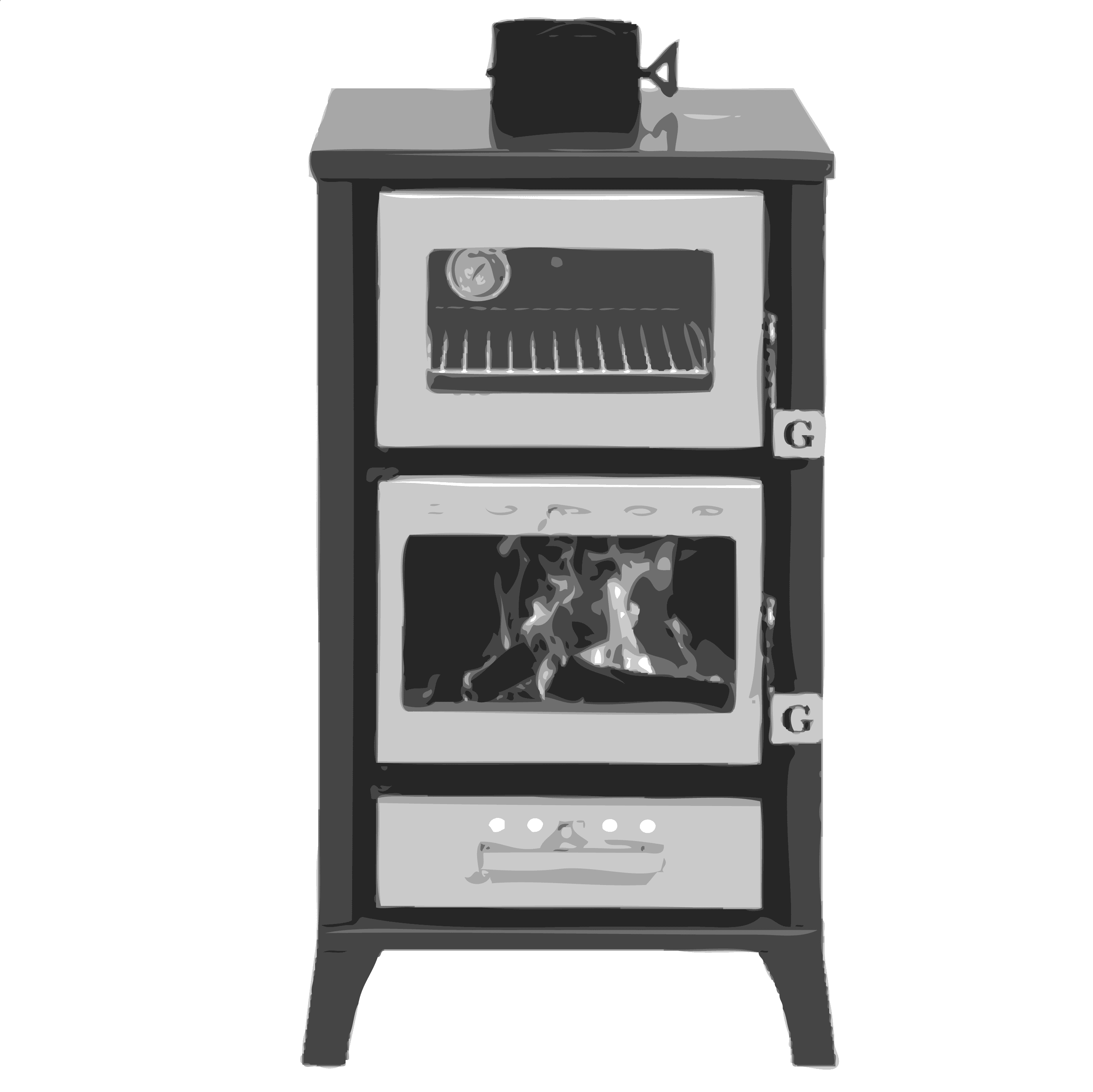 small wood cookstove tiny wood stove