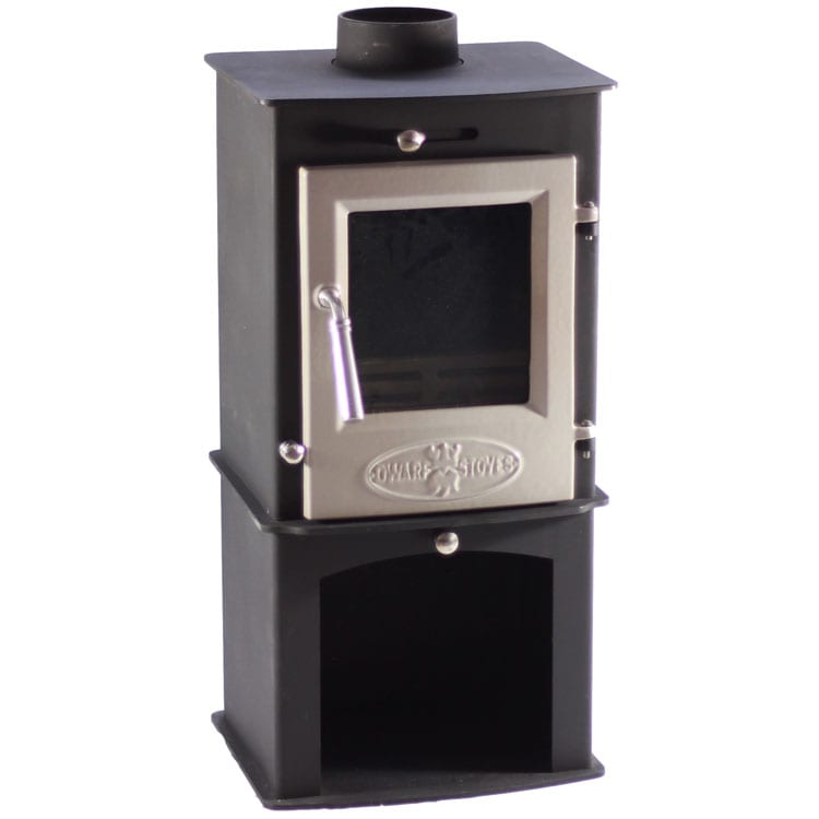 Small Stove The Dwarf 4kw Tiny Wood Stove