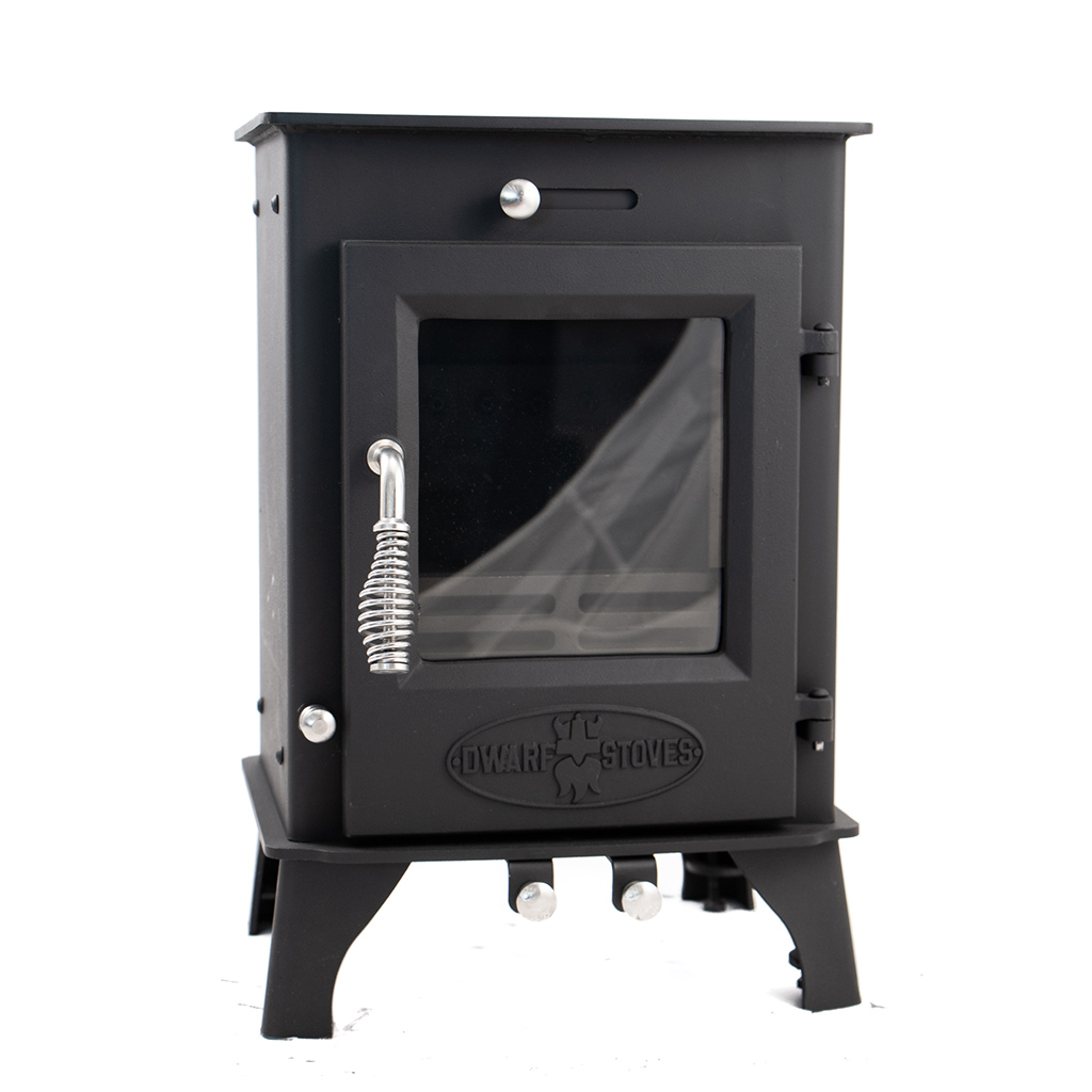 Small Stove The Dwarf 4kw Plus Free Thermometer Tiny Wood Stove