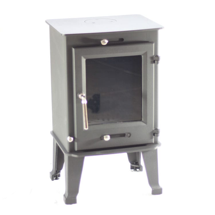 Small Stove The Dwarf 5kw Tiny Wood Stove