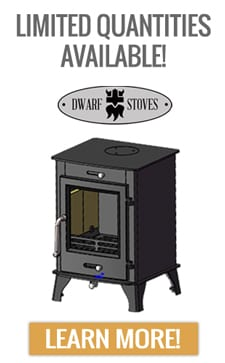 Dwarf Small Wood Stove