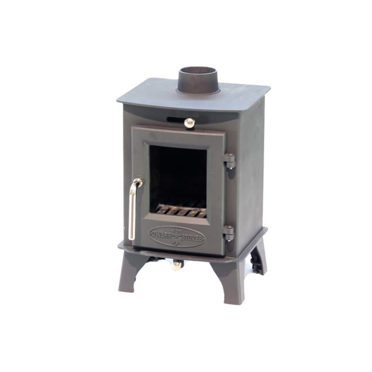 Small Stove The Dwarf 3kw Lite Tiny Wood Stove